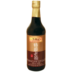 Premium Dark Soy Sauce