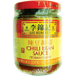Chili Bean Sauce (Toban Djan)