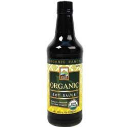 Organic Soy Sauce