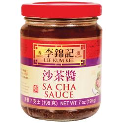 Sa Cha Sauce